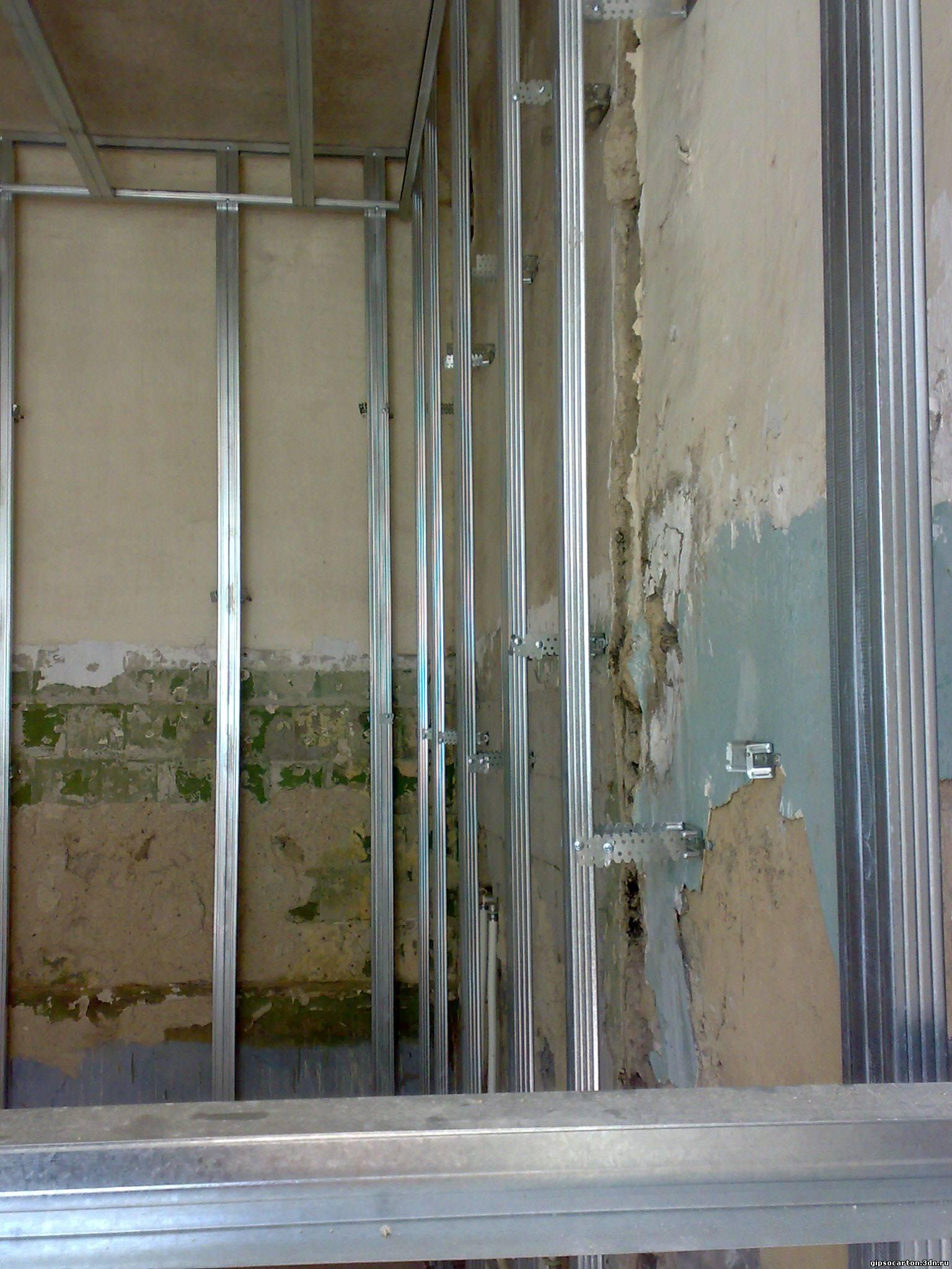 Как выровнять стены выравнивание стен своими руками (4 фото) 48